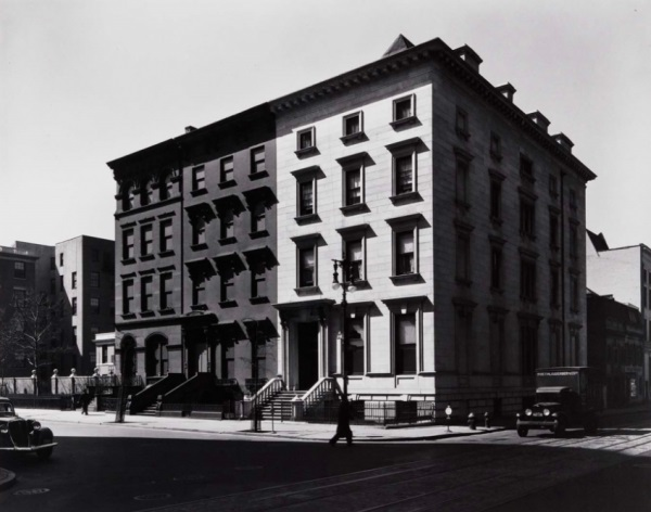 Berenice Abbott, Fifth Avenue and Eighth