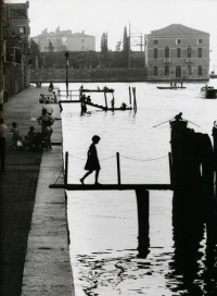 Willy Ronis, Venice