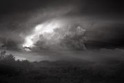 Mitch Dobrowner, Cloud and Rain