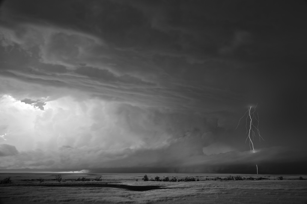 Mitch Dobrowner, Storm and Last Light
