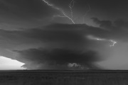 Mitch Dobrowner, Supercell at Dusk
