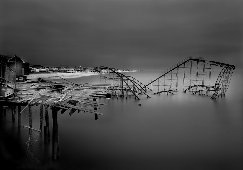 Michael Massaia, Afterlife-The Casino Pier-2012-Seaside Heights, New Jersey