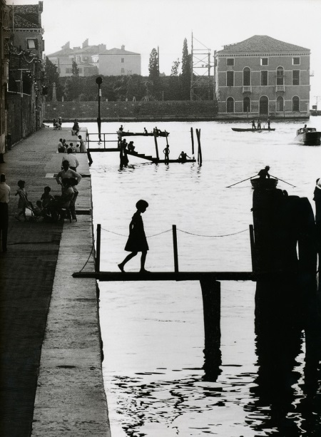 Willy Ronis, Venise