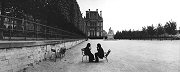 Paul Greenberg, Two Women, Tulleries, Paris